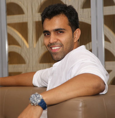 Kunal Rai, VP - Weddings and Events of Tamarind Global, Top Wedding Planners in India