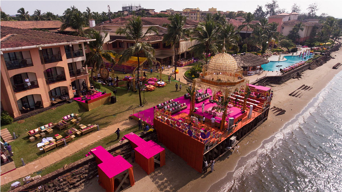 Awesome Indian Wedding Destinations