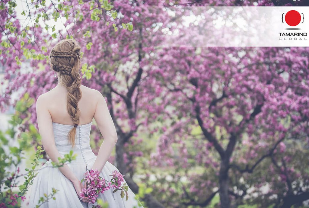 How A Calm And Cool Bride Can Win The Day