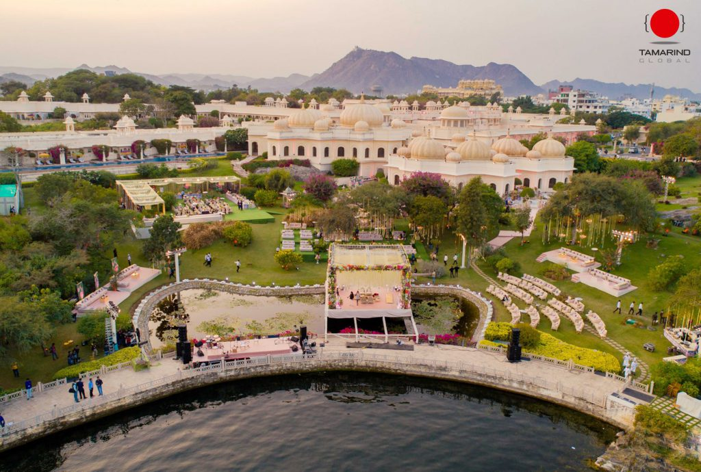 Destination wedding in Rajasthan 1st image & featured image