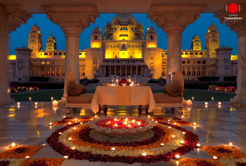 Rajasthan- Royal dining (Destination wedding in Rajasthan blog)