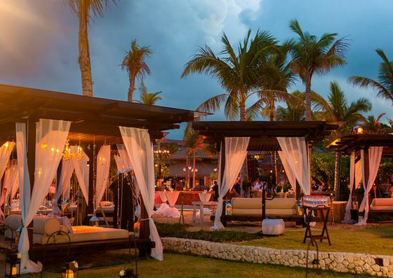 Wedding Lounge Area