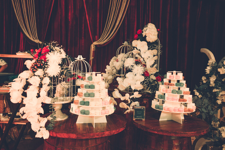 Food Trends That You Need To Check Out For Your Wedding!