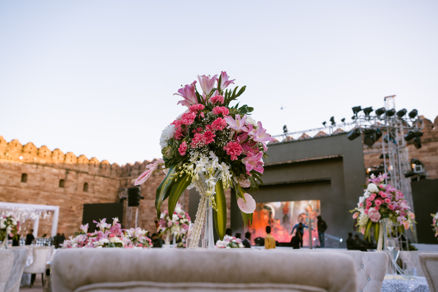 Where Can You Have A Fort Destination Wedding in India?